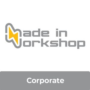 Corporate access with Made in Workshop logo
